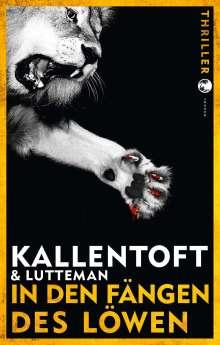 Mons Kallentoft: In den Fängen des Löwen, Buch