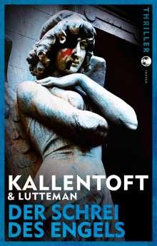Mons Kallentoft: Der Schrei des Engels, Buch
