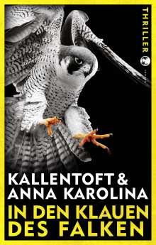 Mons Kallentoft: In den Klauen des Falken, Buch
