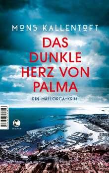 Mons Kallentoft: Das dunkle Herz von Palma, Buch