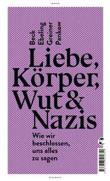 Mads Pankow: Liebe, Körper, Wut & Nazis, Buch