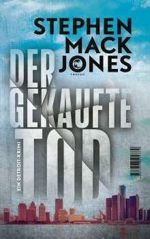 Stephen Mack Jones: Der gekaufte Tod, Buch