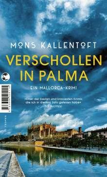 Mons Kallentoft: Verschollen in Palma, Buch