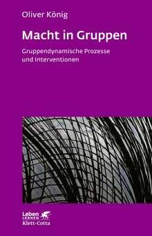 Oliver König: Macht in Gruppen, Buch