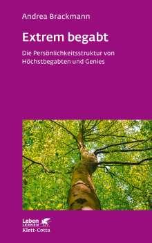 Andrea Brackmann: Extrem begabt, Buch