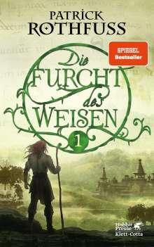 Patrick Rothfuss: Die Furcht des Weisen. Teil 1, Buch