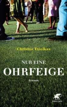 Christos Tsiolkas: Nur eine Ohrfeige, Buch