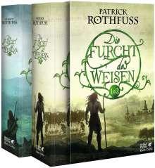 Patrick Rothfuss: Die Furcht des Weisen 1 & 2, Buch