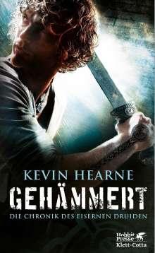 Kevin Hearne: Gehämmert. Die Chronik des Eisernen Druiden 3, Buch