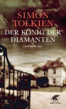 Simon Tolkien: Der König der Diamanten, Buch