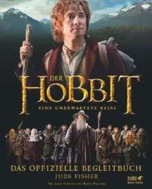 Jude Fisher: Der Hobbit: Eine unerwartete Reise - Das offizielle Begleitbuch, Buch