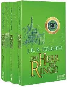 John R. R. Tolkien: Der Herr der Ringe - Neuausgabe 2012, Buch