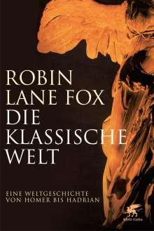 Robin Lane Fox: Die klassische Welt, Buch