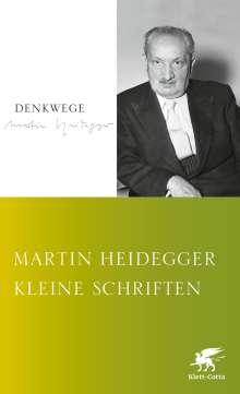 Martin Heidegger: Kleine Schriften, Buch