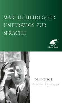 Martin Heidegger: Unterwegs zur Sprache, Buch