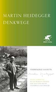 Martin Heidegger: Was ist das - die Philosophie?, Buch
