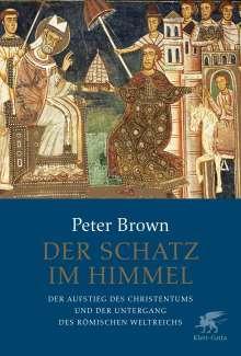 Peter Brown: Der Schatz im Himmel, Buch