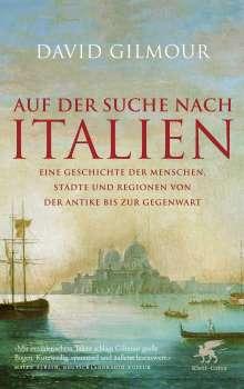 David Gilmour: Auf der Suche nach Italien, Buch