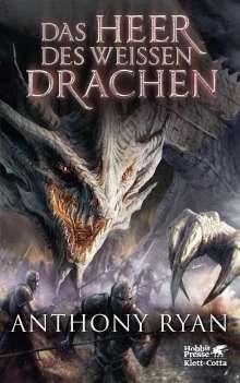 Anthony Ryan: Das Heer des Weißen Drachen, Buch