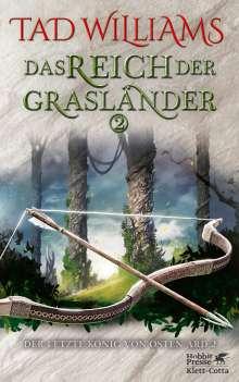 Tad Williams: Das Reich der Grasländer 2, Buch