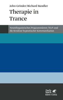 John Grinder: Therapie in Trance, Buch