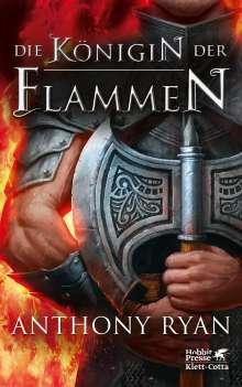 Anthony Ryan: Die Königin der Flammen, Buch