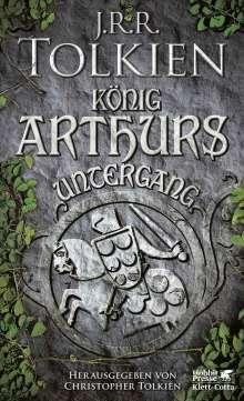 J. R. R. Tolkien: König Arthurs Untergang, Buch