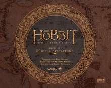 Daniel Falconer: Der Hobbit - Eine unerwartete Reise. Chronik I, Buch