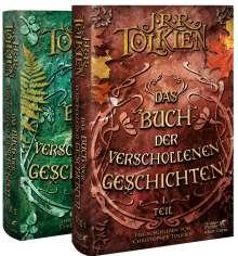 J. R. R. Tolkien: Das Buch der verschollenen Geschichten / Teil 1 + 2, Buch