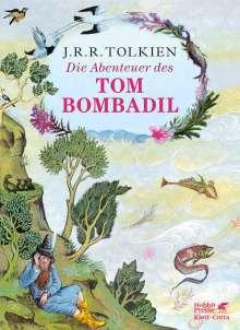 J. R. R. Tolkien: Die Abenteuer des Tom Bombadil, Buch
