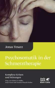 Jonas Tesarz: Psychosomatik in der Schmerztherapie, Buch