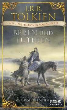 J. R. R. Tolkien: Beren und Lúthien, Buch