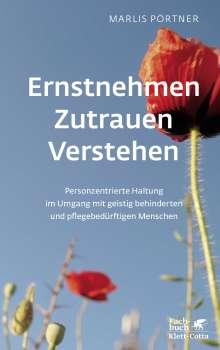 Marlis Pörtner: Ernstnehmen - Zutrauen - Verstehen, Buch