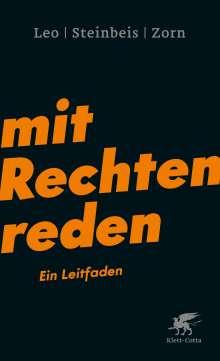 Per Leo: Mit Rechten reden, Buch