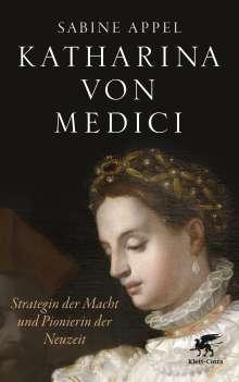 Sabine Appel: Katharina von Medici, Buch