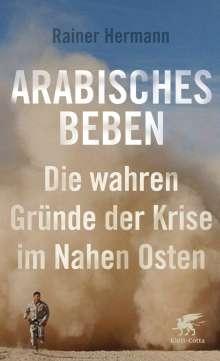 Rainer Hermann: Arabisches Beben, Buch