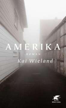 Kai Wieland: Amerika, Buch