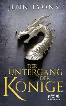 Jenn Lyons: Der Untergang der Könige, Buch