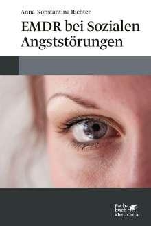 Anna-Konstantina Richter: EMDR bei Sozialen Angststörungen, Buch