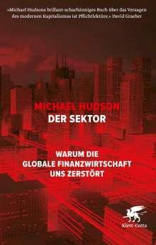 Michael Hudson: Der Sektor, Buch