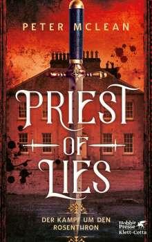 Peter McLean: Priest of Lies, Buch