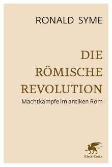 Ronald Syme: Die Römische Revolution, Buch