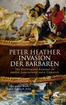 Peter Heather: Invasion der Barbaren, Buch