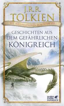 J. R. R. Tolkien: Geschichten aus dem gefährlichen Königreich, Buch