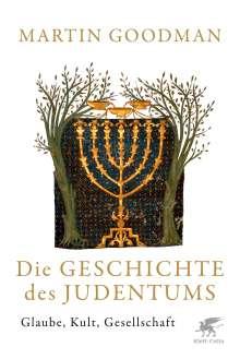 Martin Goodman: Die Geschichte des Judentums, Buch
