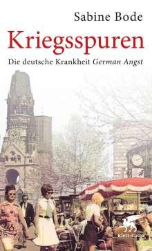 Sabine Bode: Kriegsspuren, Buch