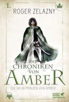 Roger Zelazny: Die neun Prinzen von Amber, Buch