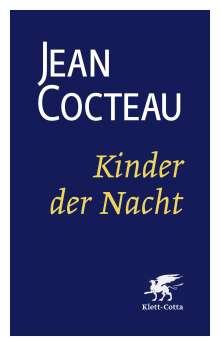 Jean Cocteau: Kinder der Nacht, Buch