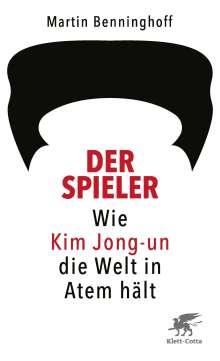 Martin Benninghoff: Der Spieler, Buch