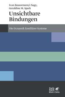 Ivan Boszormenyi-Nagy: Unsichtbare Bindungen, Buch